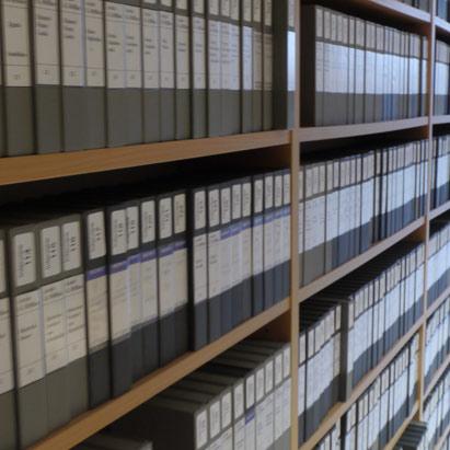Archiv Karl Höffkes - Schaubild